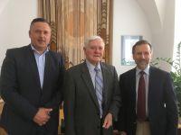 Lietuvos Respublikos Prezidentas V.Adamkus sutiko būti Lietuvos žaliojo aljanso globėju
